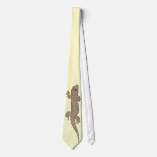 Lazo del Gecko Corbatas Personalizadas