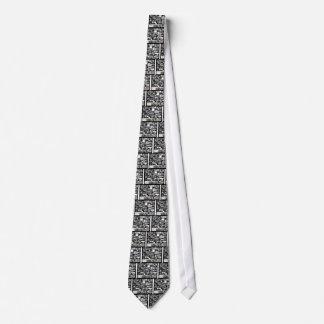 Lazo del jaque mate corbatas