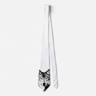 Lazo del lobo corbatas