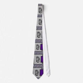 Lazo del nefrólogo, diseño del riñón--Único Corbata Personalizada