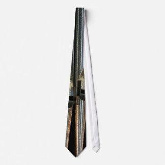 Lazo del órgano del metal corbata personalizada