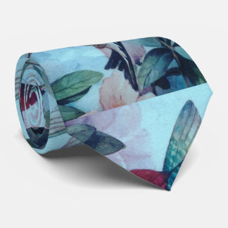 Lazo del pájaro del tarareo corbatas personalizadas