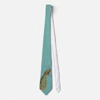 Lazo del pavo real para los bodas y las ocasiones corbatas personalizadas