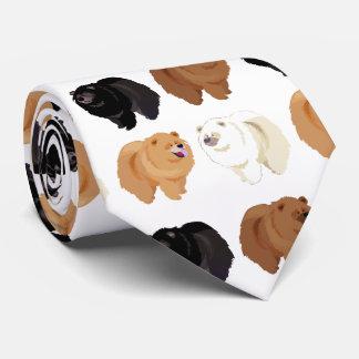 lazo del perro chino de perro chino corbata personalizada