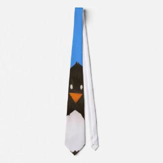 Lazo del pingüino corbata personalizada