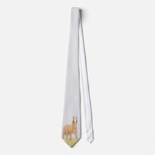 Lazo del potro corbatas