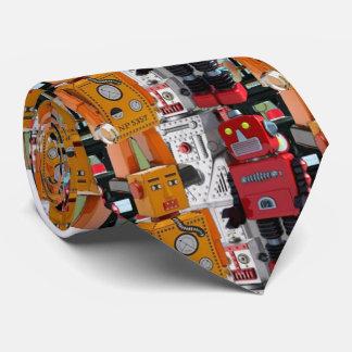 lazo del robot corbata personalizada