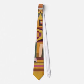 Lazo del rosa de la remuneración de Kandinsky Corbata