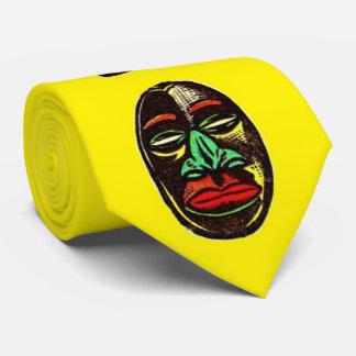 Lazo del tótem de Tiki Corbata Personalizada