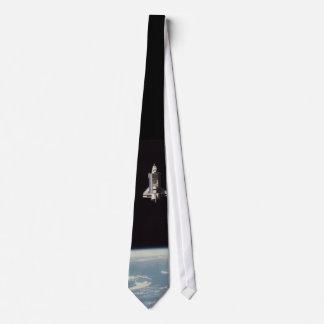 Lazo del transbordador espacial del desafiador corbatas personalizadas