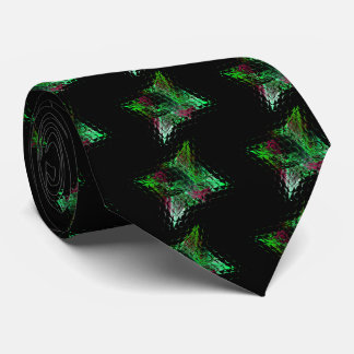 Lazo del traqueteo y del rollo de la sacudida corbata