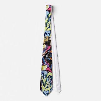 Lazo del urbanite de la pintada corbata