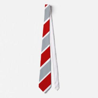 Lazo Diagonal-Rayado medieval Corbatas Personalizadas