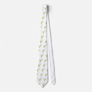 Lazo divertido con el cóctel de la cal corbata personalizada