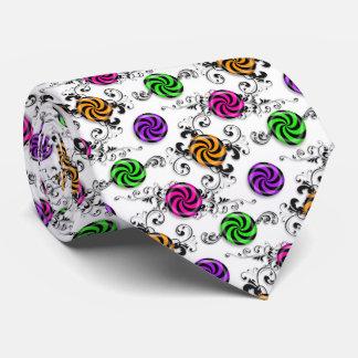 Lazo dulce del modelo de la invitación del corbatas