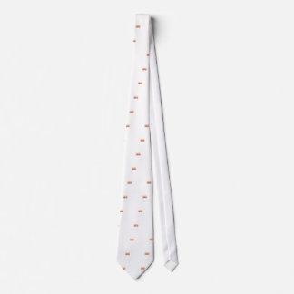 lazo enrrollado de los boobs corbata personalizada