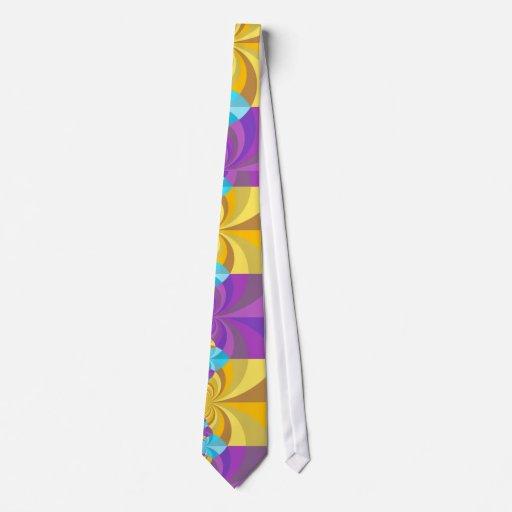 Lazo enrrollado de los colores del personalizar corbatas