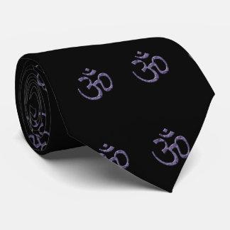 Lazo-espiritualidad de OM Corbatas Personalizadas