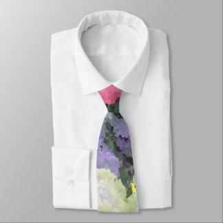 Lazo eterno de la primavera corbatas personalizadas