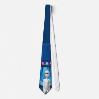 Lazo fantasmagórico del encuentro del cierre del corbatas personalizadas
