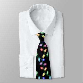 Lazo feliz y brillante corbata personalizada