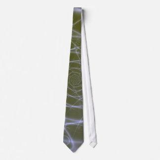 Lazo fibroóptico de la sopa corbata personalizada