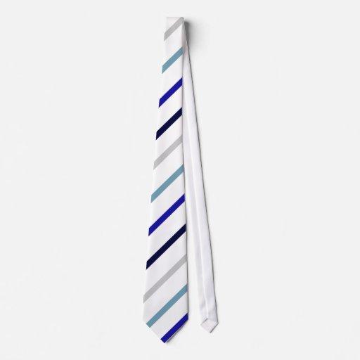 Lazo Fino-Rayado diagonal de Wrangler Corbata