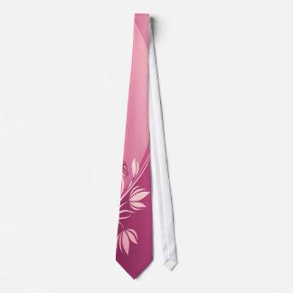 Lazo floral de la moda 2 corbata