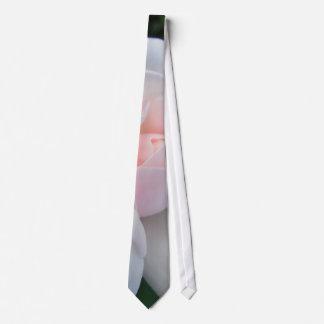 Lazo fotográfico color de rosa rosado corbata personalizada