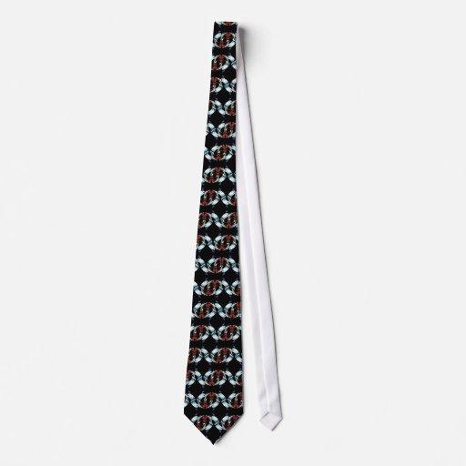 Lazo fresco 53 del empollón del arte y del diseño  corbatas