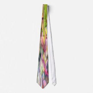 Lazo geométrico abstracto (0108-06) corbata