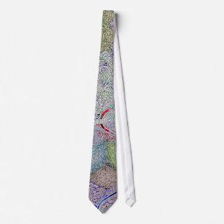 Lazo gigantesco del laberinto 5 corbata