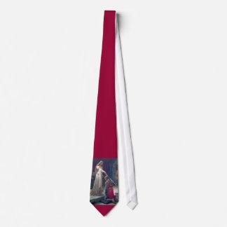 Lazo knighted señora del caballero del hombre corbatas
