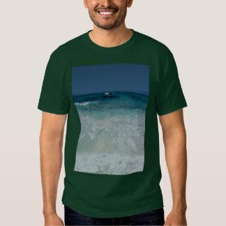 Lazo mexicano de la playa remera