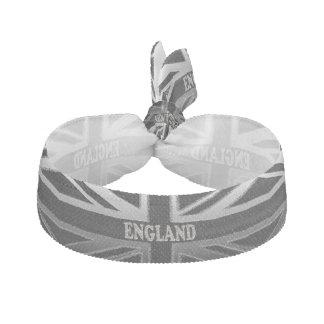 Lazo moderno del pelo de la bandera de Inglaterra Coleteros