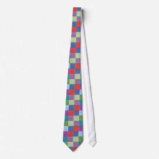Lazo multicolor del diseño corbata personalizada