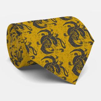 Lazo negro de los dragones corbata