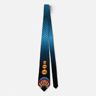 Lazo observado 3 de la bestia corbatas personalizadas