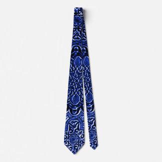Lazo oscuro del poder del paradigma del alcohol de corbata