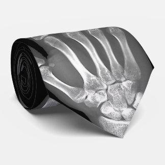 Lazo para hombre de la radiografía esquelética de corbatas