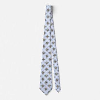 Lazo para hombre del día de fiesta cruzado de corbata