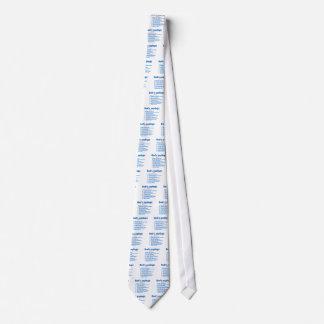Lazo preferido de los refranes de los papás corbatas personalizadas