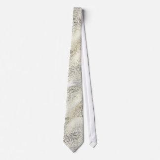 Lazo realista de la fauna de la piel de la foto de corbata