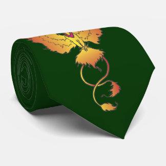 Lazo repetido de levantamiento de Phoenix Corbatas