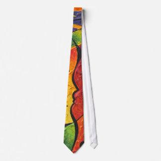 Lazo sentimental de la belleza corbatas