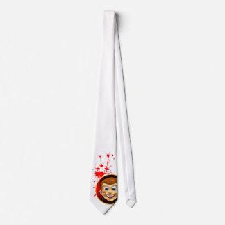 Lazo sustancioso corbatas personalizadas