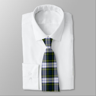 Lazo tradicional de la tela escocesa de tartán del corbata