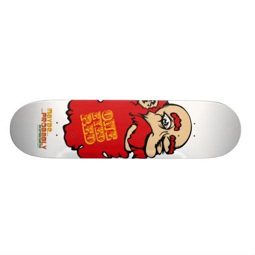 Lazos de OER, MaybeProbablyLogo_alone Tabla De Skate