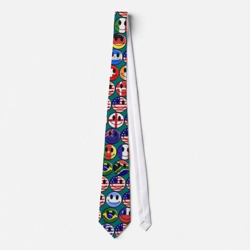 Lazos del International - SRF Corbata Personalizada