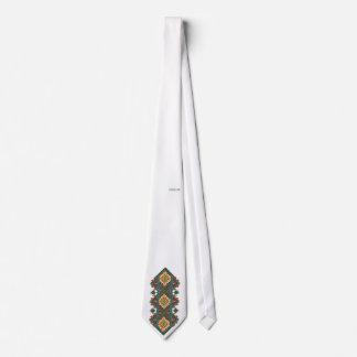 Lazos del ucraniano con el modelo corbata